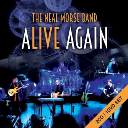 The Neal Morse Band - Alive Again cover