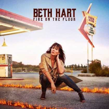 Beth Hart - Fire On The Floor cover
