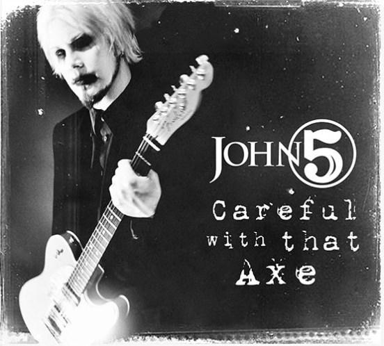 John 5 - Careful With That Axe