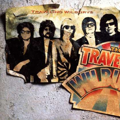 Traveling Wilburys - Vol. 1 cover