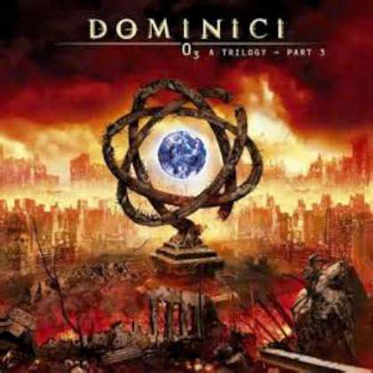 Dominici - O3 A Trilogy - Part 2 cover