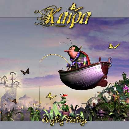 Kaipa - Angling Feelings cover