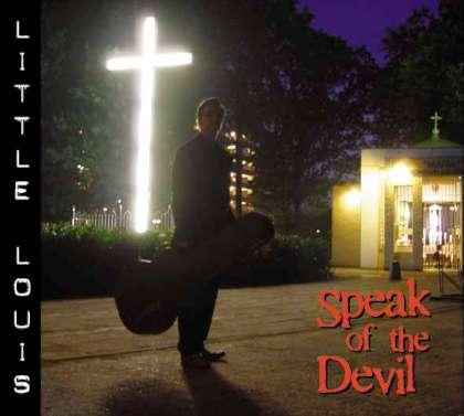 Little Louis - Speak Of The Devil cover