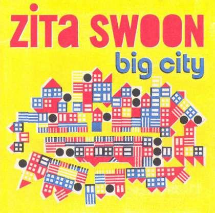 Zita Swoon - Big City cover