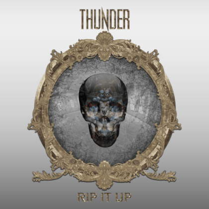 Thunder - Rip It Up cover