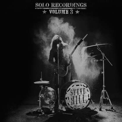Steve Hill - Solo Recordings Volume 3 cover