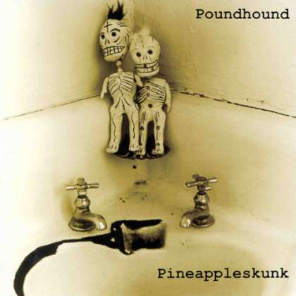 Poundhound - Pineappleskunk cover