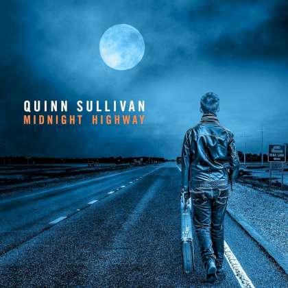 Quinn Sullivan - Midnight Highway cover