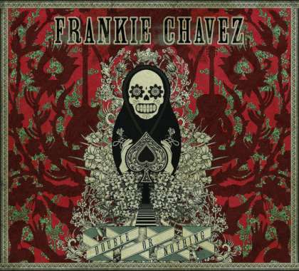 Frankie Chavez - Double Or Nothing cover