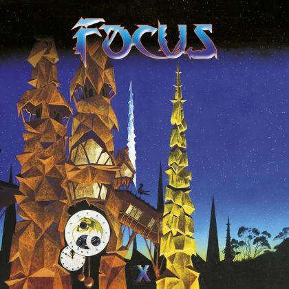 Focus - Focus X cover