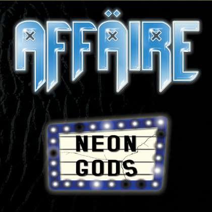 Affäire - Neon Gods cover