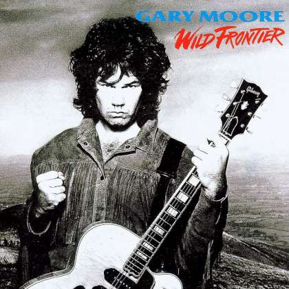 Gary Moore - Wild Frontier cover