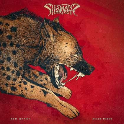 Shaman's Harvest – Red Hands Black Deeds cover