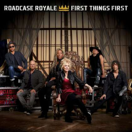 Roadcase Royale - First Things First cover