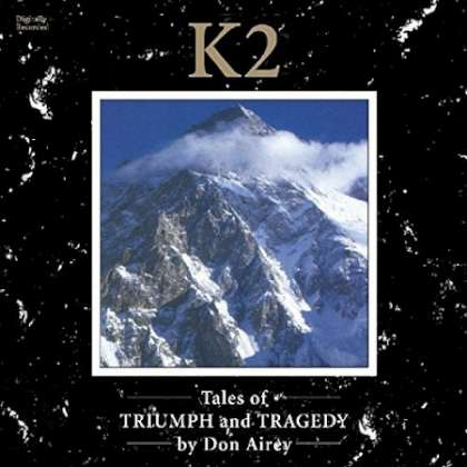 Don Airey - K2 - Tales Of Triumph And Tragedy cover