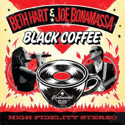 Beth Hart & Joe Bonamassa - Black Coffee cover
