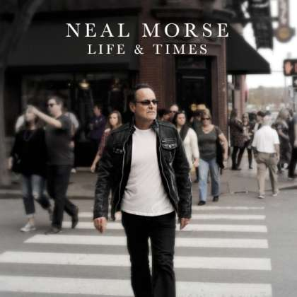 Neal Morse - Life & Times cover