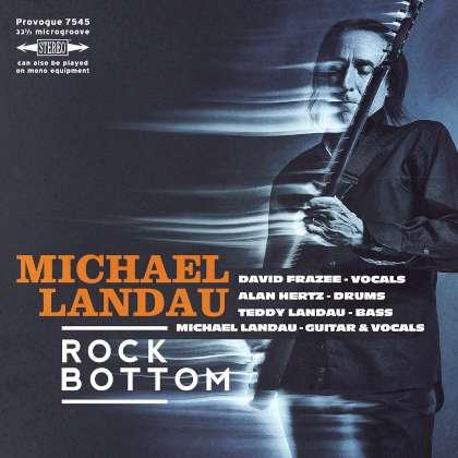 Michael Landau - Rock Bottom cover