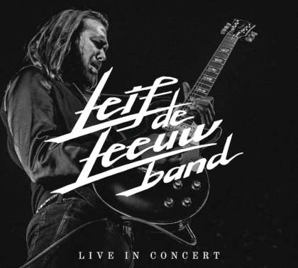 Leif de Leeuw Band - Live In Concert cover