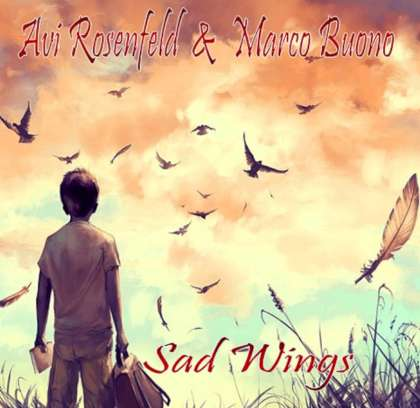 Avi Rosenfeld & Marco Buono - Sad Wings cover