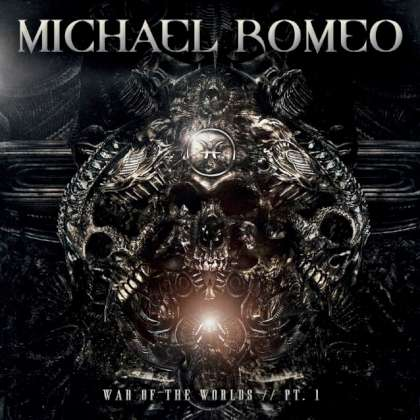 Michael Romeo - War Of The Worlds/ Pt. 1 cover