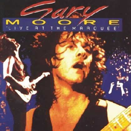 Gary Moore - Live At The Marquee cover