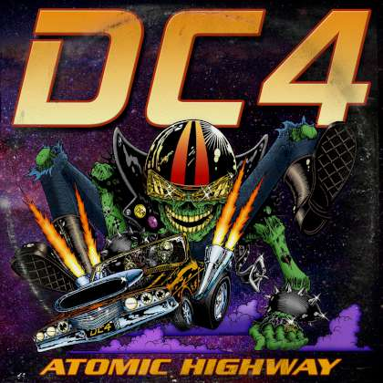 DC4 - Atomic Highway cover