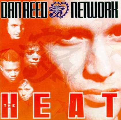 Dan Reed Network - The Heat cover