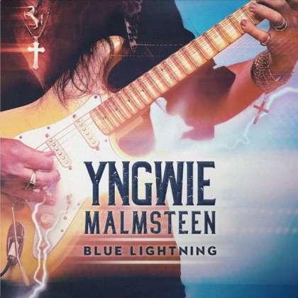 Yngwie Malmsteen - Blue Lightning cover