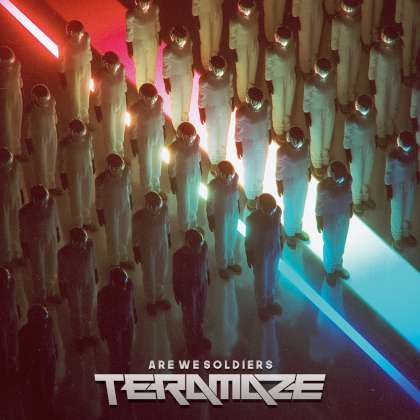 Teramaze - Are We Soldiers cover