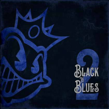 Black Stone Cherry - Black To Blues 2 cover