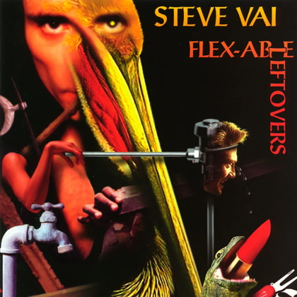 Steve Vai Flex-Able Leftovers cover