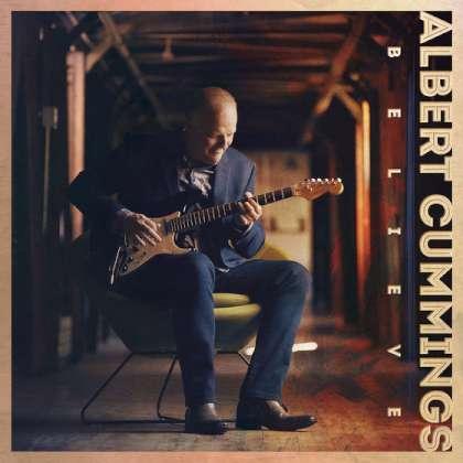 Albert Cummings - Believe cover