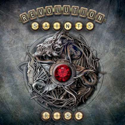 Revolution Saints - Rise cover