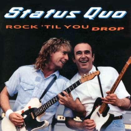 Status Quo - Rock 'til You Drop Deluxe Edition cover