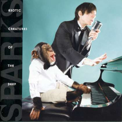 Sparks - Exotic Creatures Of The Deep cover