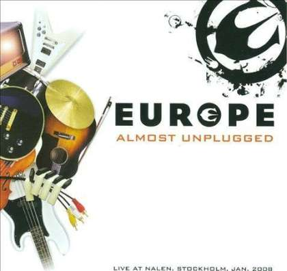 Europe - Almost Unplugged cover
