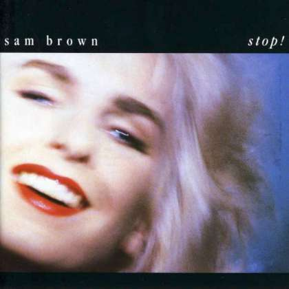 Sam Brown - Stop! cover
