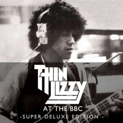 Thin Lizzy - Live At The BBC cover