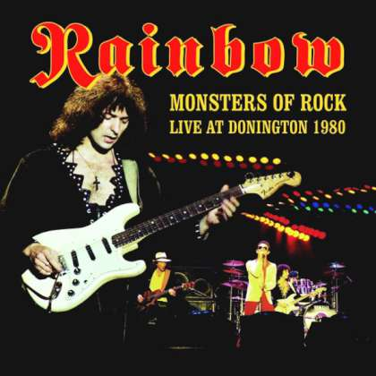 Rainbow - Monsters Of Rock Live At Donington 1980 cover