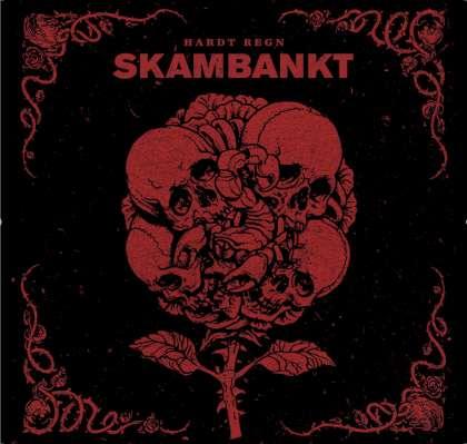 Skambankt - Hardt Regn cover