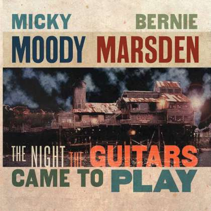 Moody Marsden - The Night The Guitars Came To Play cover