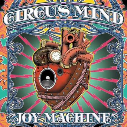 Circus Mind - Joy Machine cover