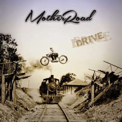 Mother Road - Drive cover