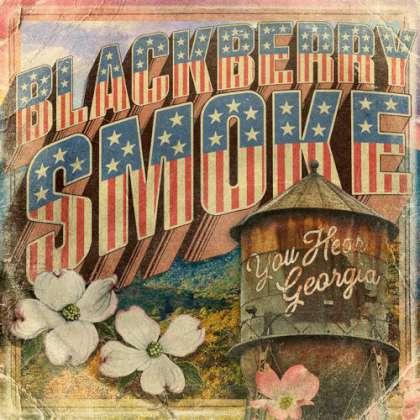 Blackberry Smoke - Your Hear Georgia cover