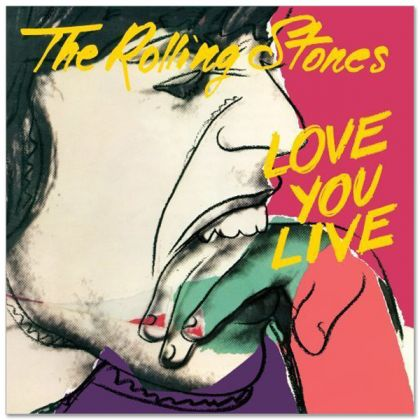 The Rolling Stones - Love You Life cover