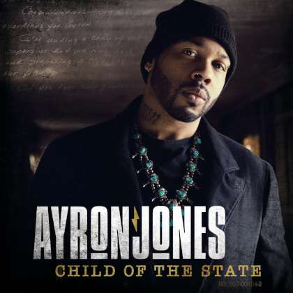Ayron Jones - Child Of The State cover