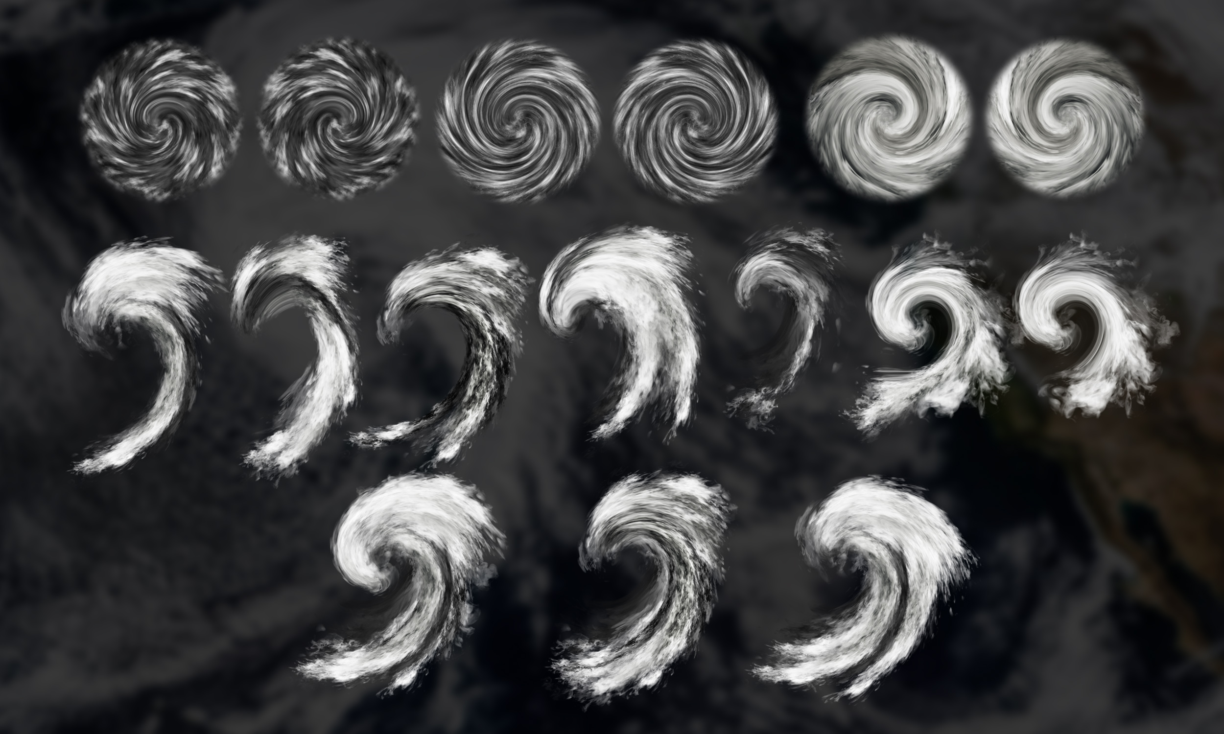 Cyclones & Anticyclones