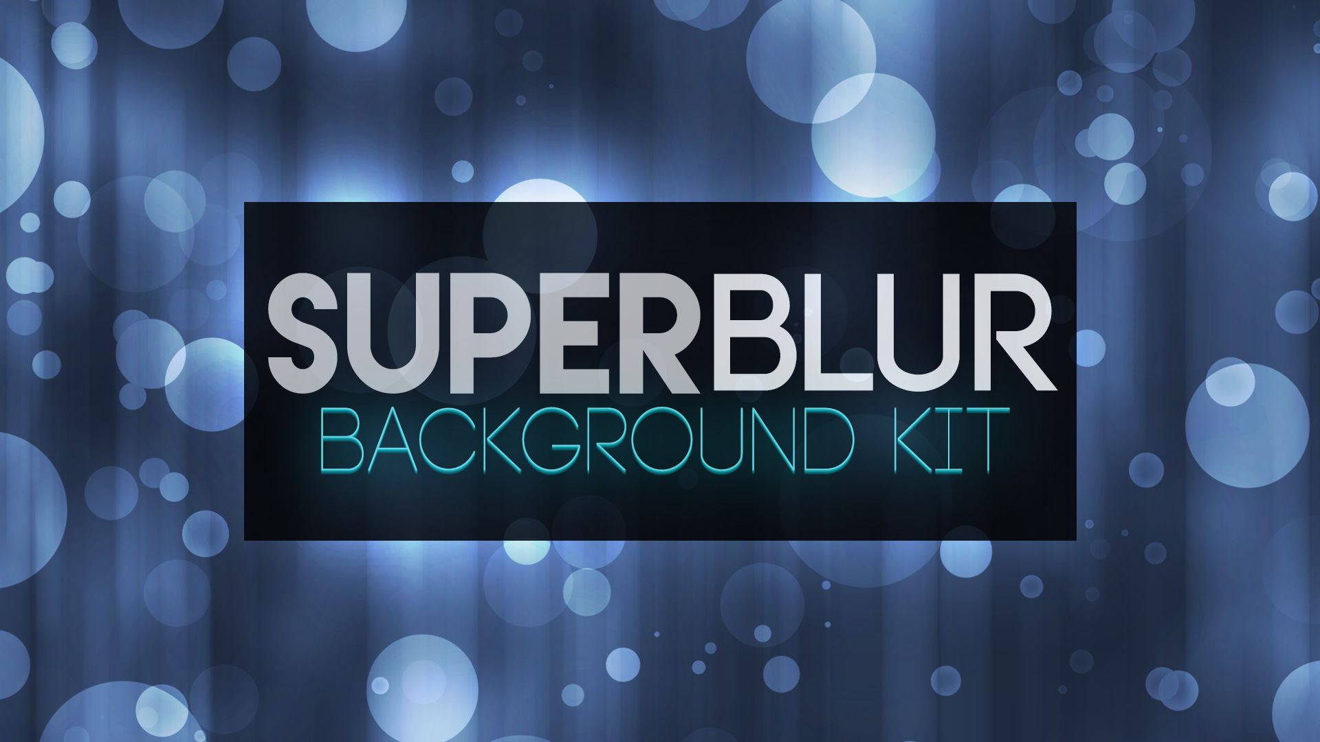 SuperBlur Background Kit