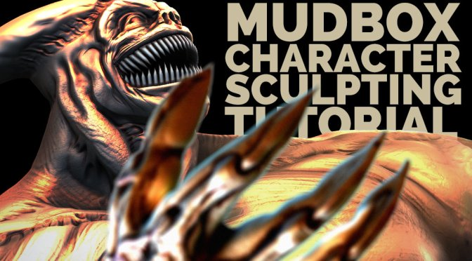 mudbox character sculpting tutorial
